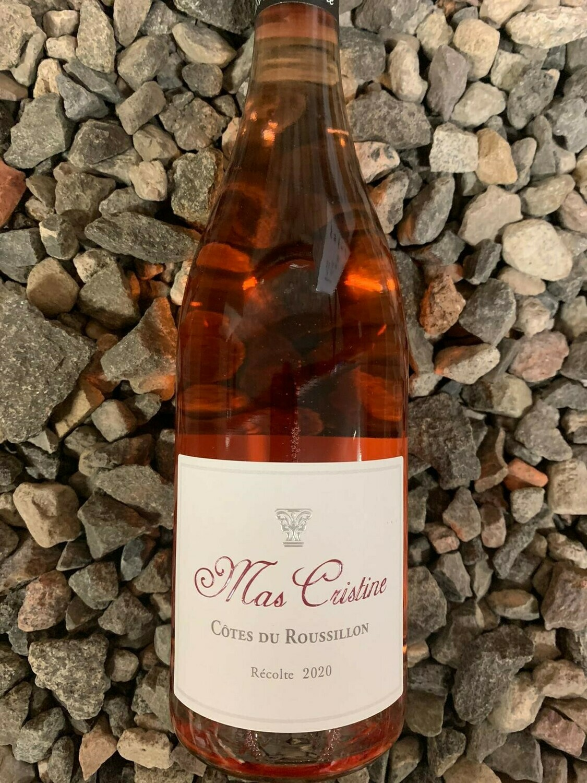Mas Cristine Cotes du Roussillon Rose 2020