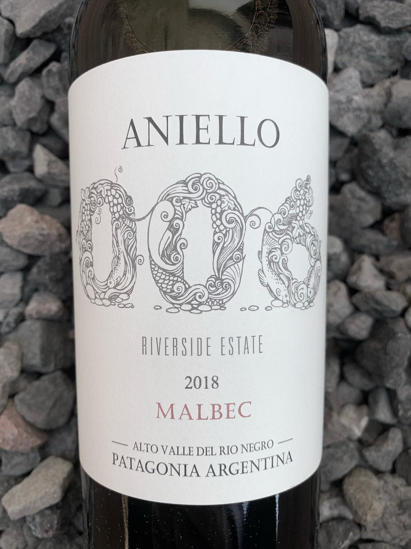 Aniello oo6 Malbec 2018