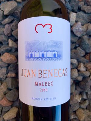 Juan Benegas Malbec 2019