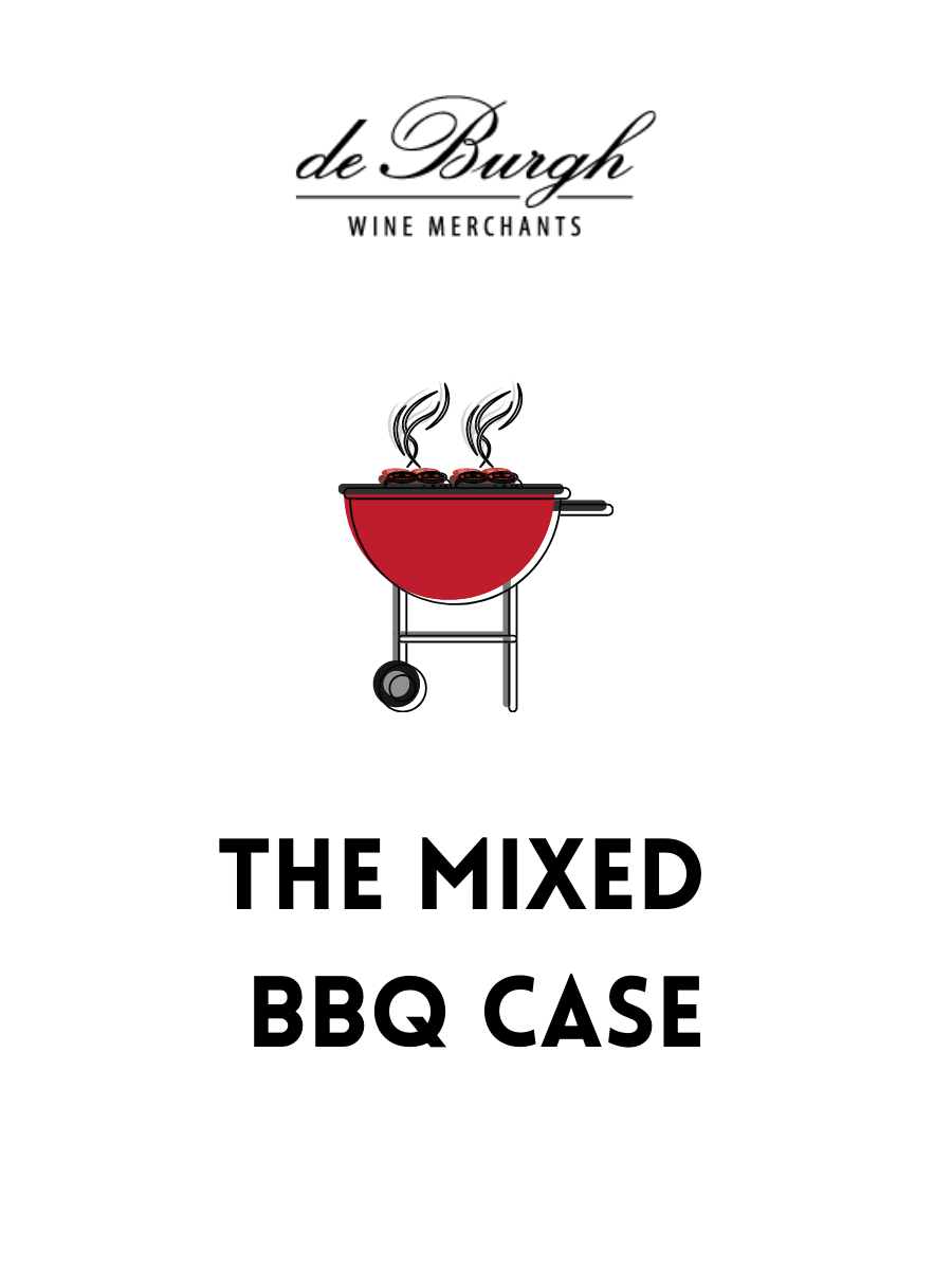The Mixed BBQ Case