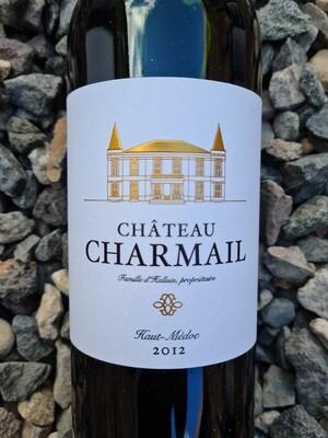 Chateau Charmail Haut-Medoc 2012
