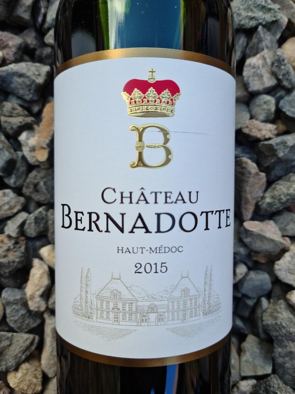 Chateau Bernadotte 2015 Haut-Medoc