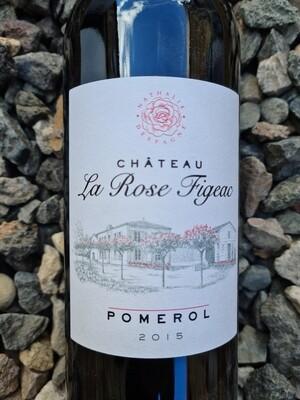 Chateau La Rose Figeac 2015 Pomerol