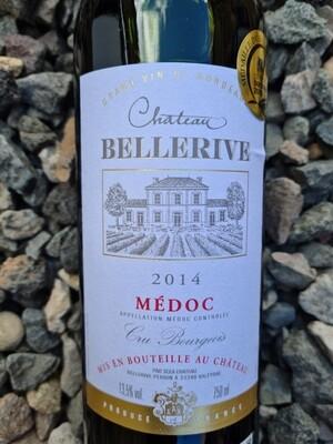 Chateau Bellerive 2014 Medoc