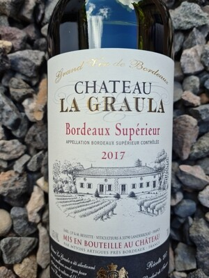 Chateau La Graula Bordeaux Superior 2017
