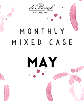 The de Burgh Monthly Mixed Case - May