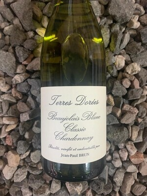Beaujolais Blanc Classic Jean Paul Brun Terres Dorees 2019