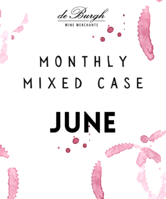 The de Burgh Monthly Mixed Case - June