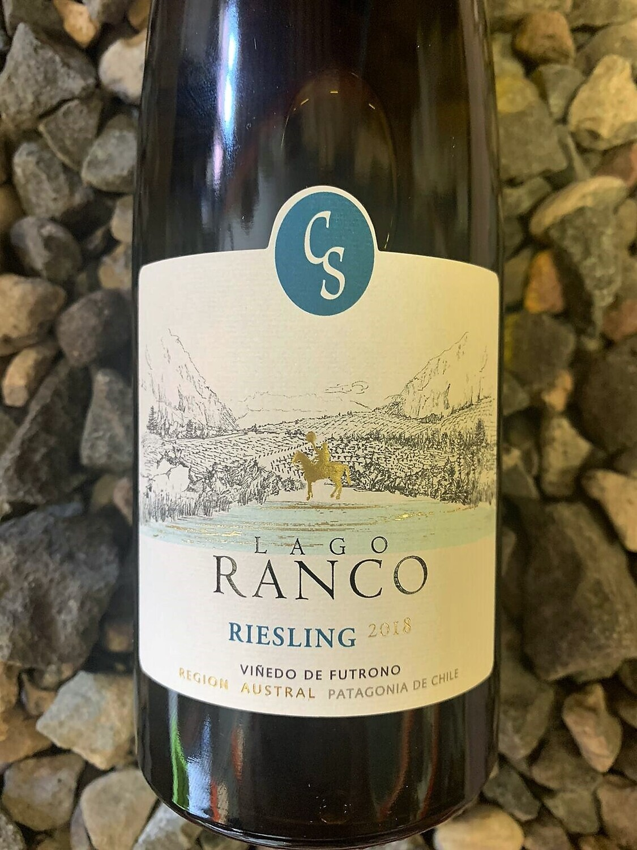 Casa Silva 'Lago Ranco' Riesling 2018