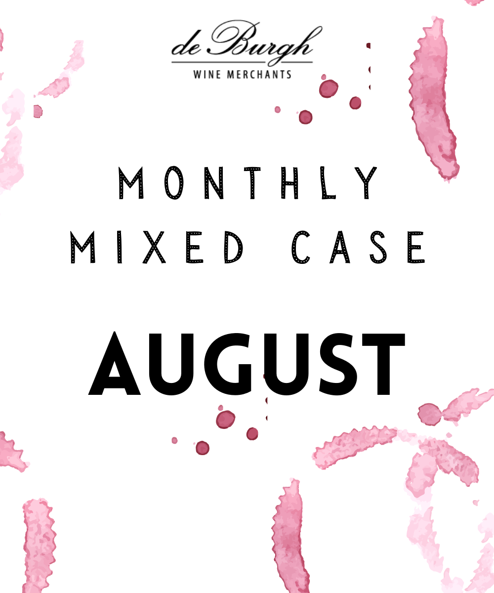The de Burgh Monthly Mixed Case - August