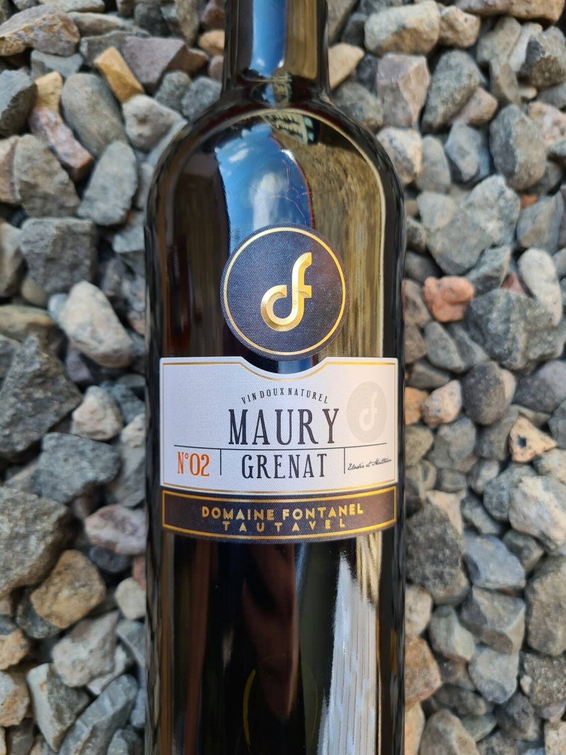 Maury Rouge 'Grenat' VDN Domaine Fontanel 2018