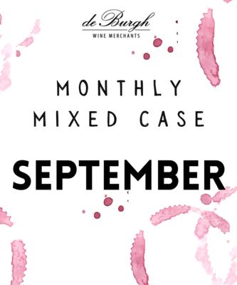 The de Burgh Monthly Mixed Case - September