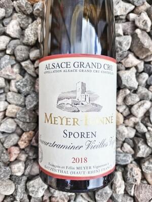 Meyer Fonne Gewurztraminer Grand Cru 'Sporen' 2018