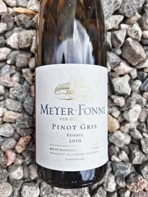 Meyer Fonne Pinot Gris Reserve 2019