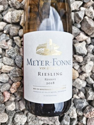 Meyer Fonne Riesling Reserve 2018