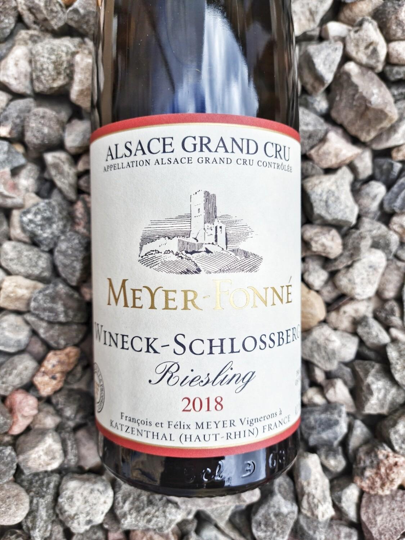 Meyer Fonne Riesling Grand Cru 'Wineck-Schlossberg' 2018