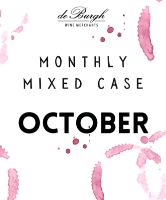 The de Burgh Monthly Mixed Case - October