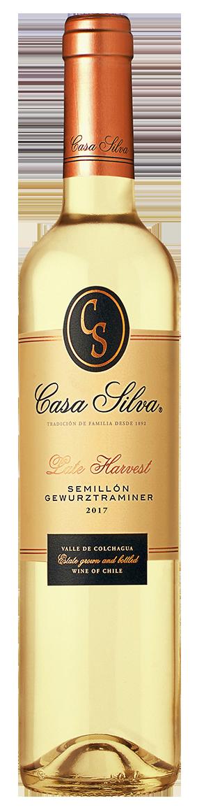 Casa Silva Late Harvest Semillon/Gewurtztraminer 2017 50cl