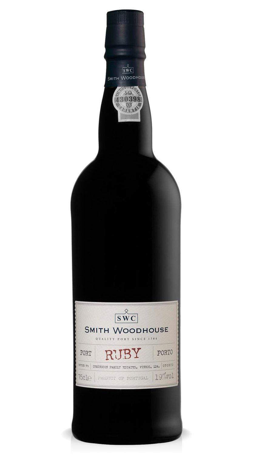 Smith Woodhouse Ruby Port