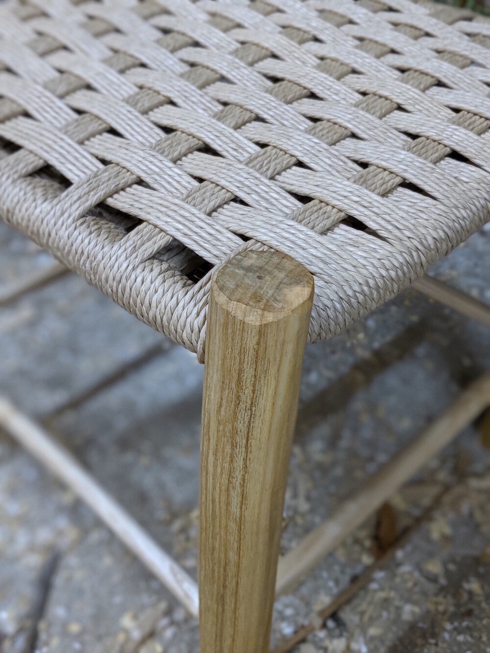 """2 - 4 October - """"Woven Seat"""" Stool Making Course"""