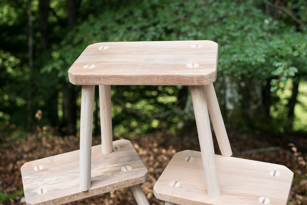 19 - 20 June 2021 - Highland Stool Making Course