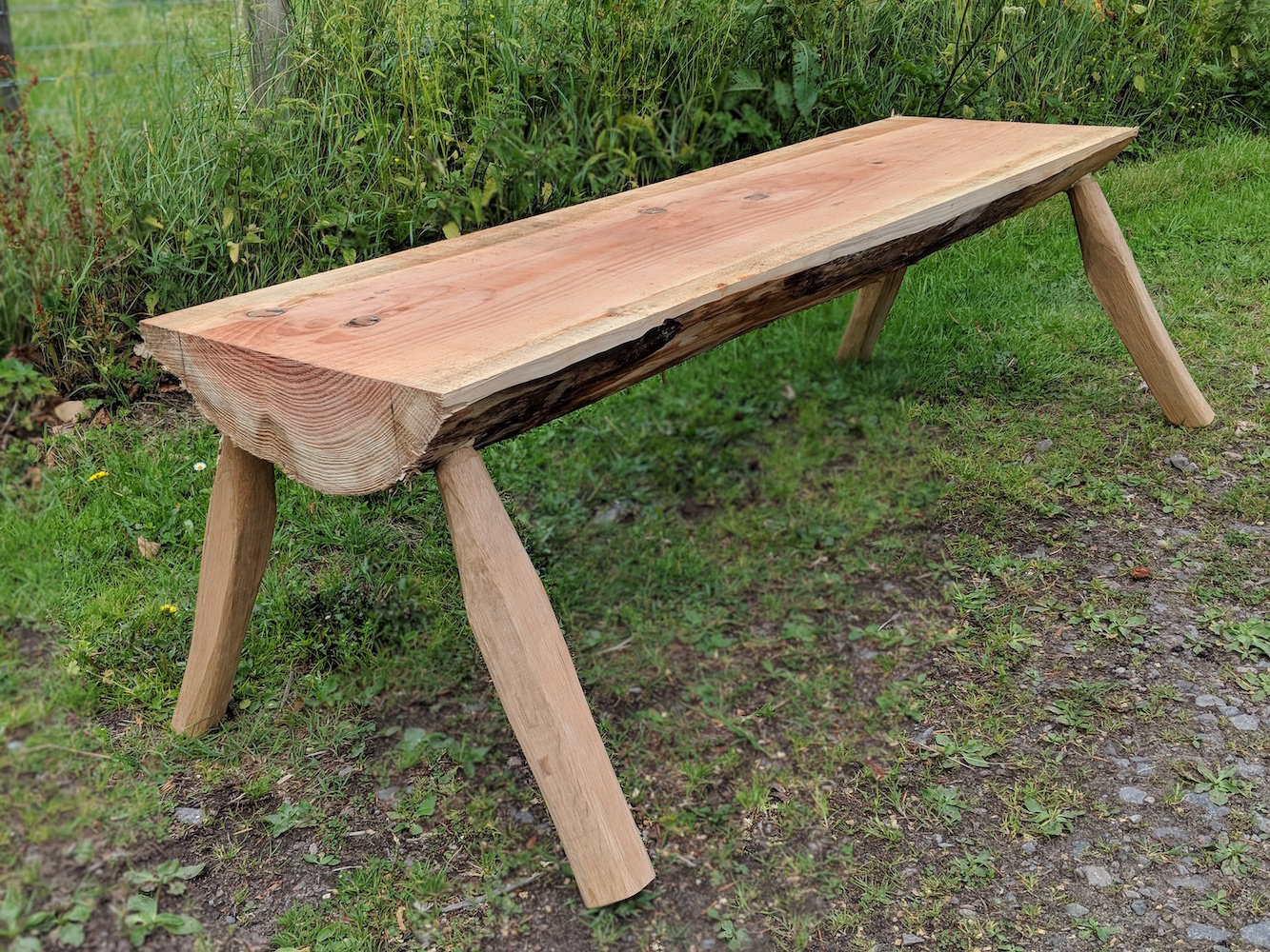9 May 2021 - Garden Bench Making Course
