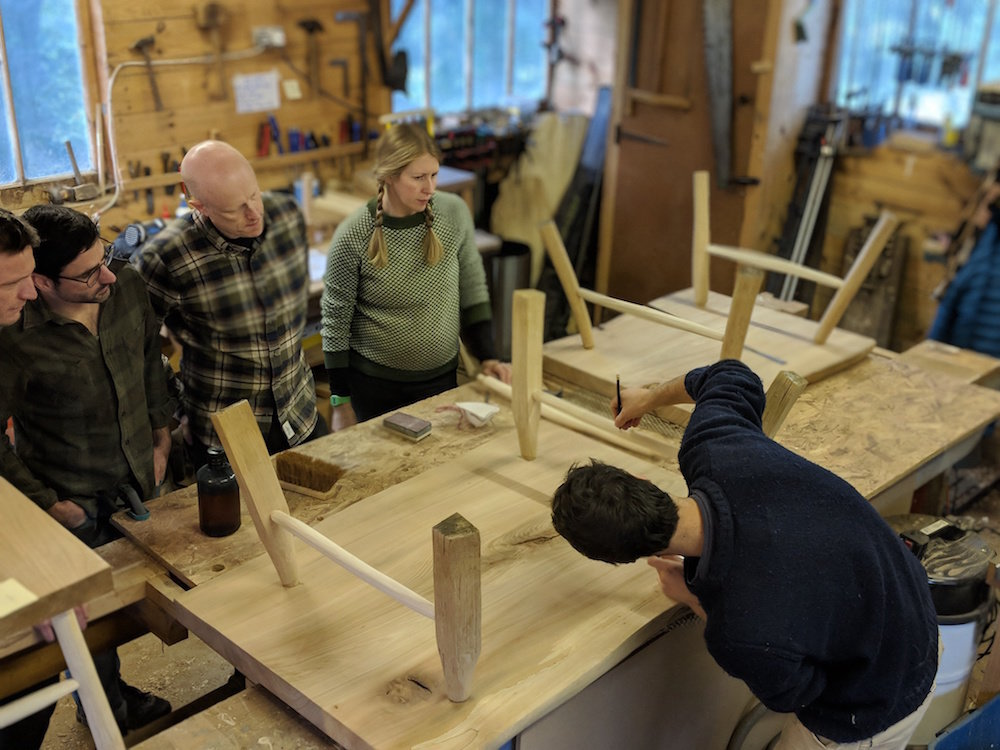 7 - 10 June 2021 - Table Making Course
