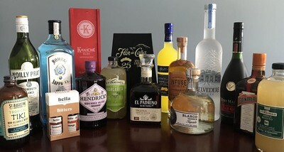 Cocktail Masters Raffle Basket