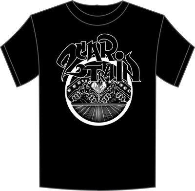 Mens T-Shirt (Crashing Trains Logo)