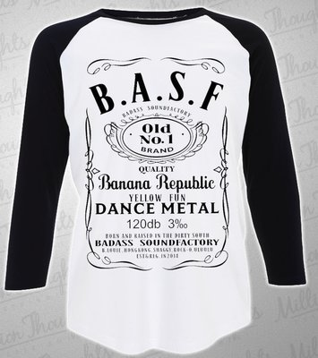 BASF -Baseball Shirt