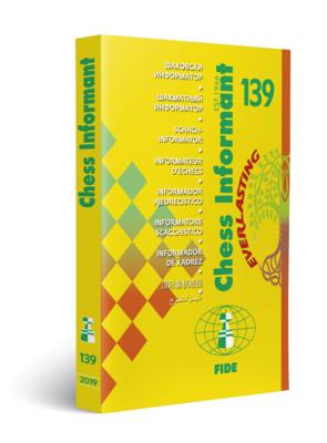 Chess Informant 139 - Everlasting