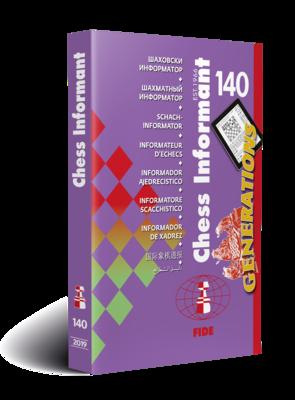 Chess Informant 140 - Generations