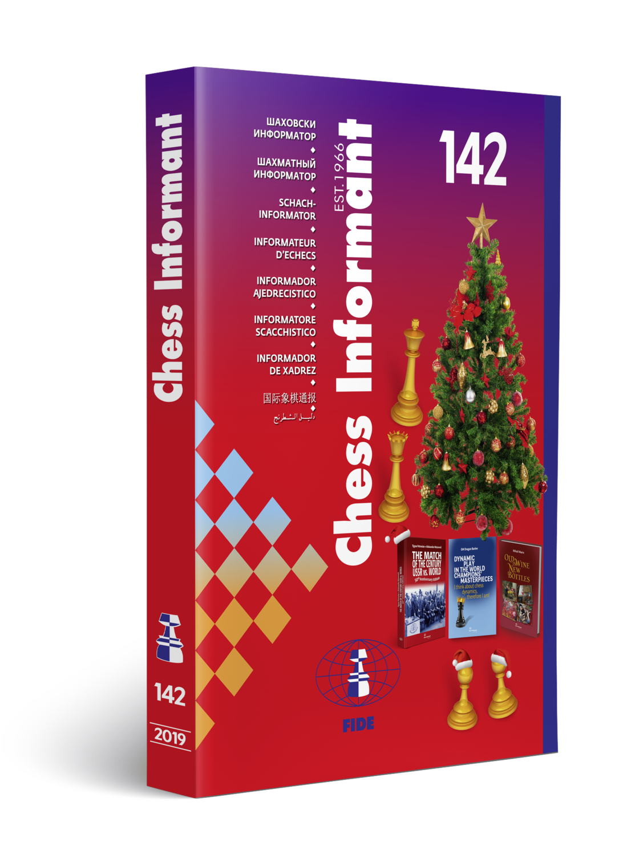 Chess Informant 142 - Countdown
