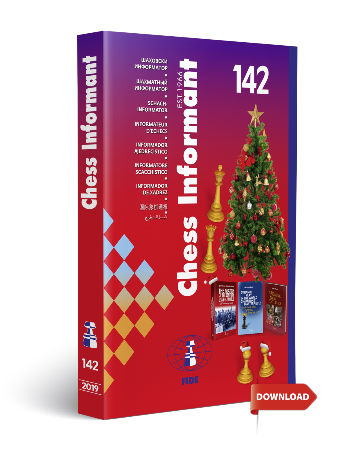 Chess Informant 142 - DOWNLOAD VERSION