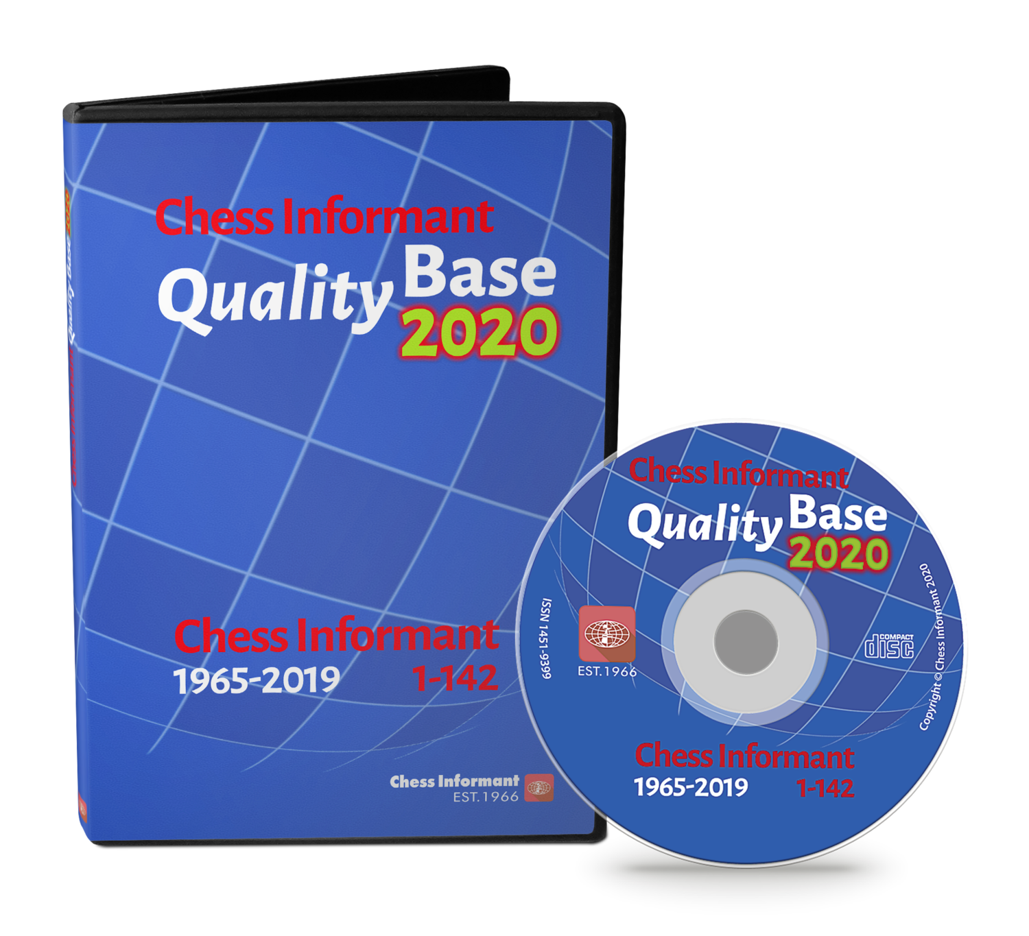 QUALITY BASE 2020 - DVD