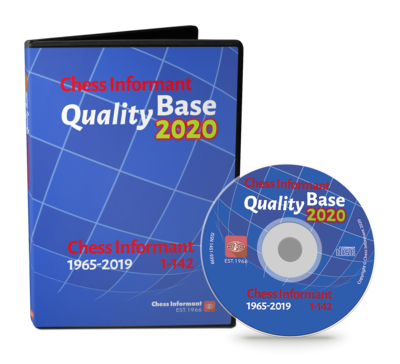 QUALITY BASE 2020 - DVD