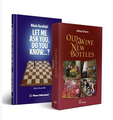 Chess Informant BESTSELLERS - Marin & Karaklajic