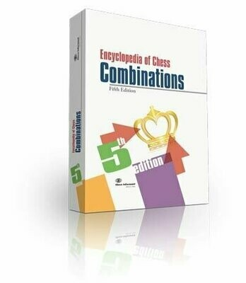 Encyclopedia of Chess Combinations, 5th edition ***DAMAGED***