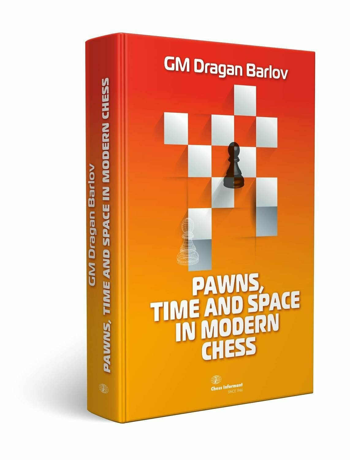 Pawns, Time and Space in Modern Chess - ***DAMAGED***