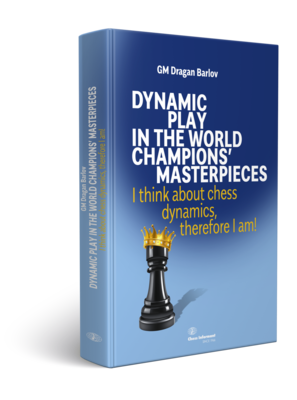 DYNAMIC PLAY IN THE WORLD CHAMPIONS' MASTERPIECES    ***DAMAGED***