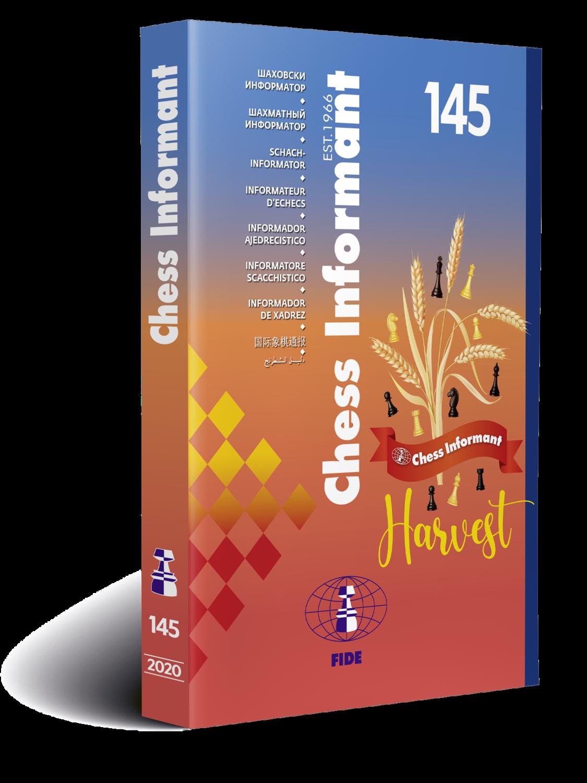 Chess Informant 145 - Harvest