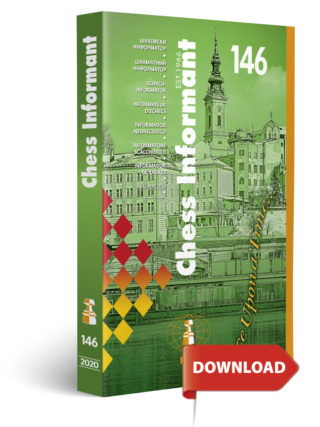 Chess Informant 146 - DOWNLOAD VERSION
