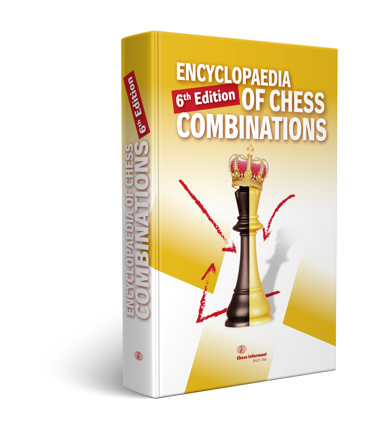 Encyclopaedia of Chess Combinations - 6th Edition ***DAMAGED***