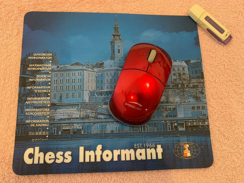 Informant - Mouse Mat