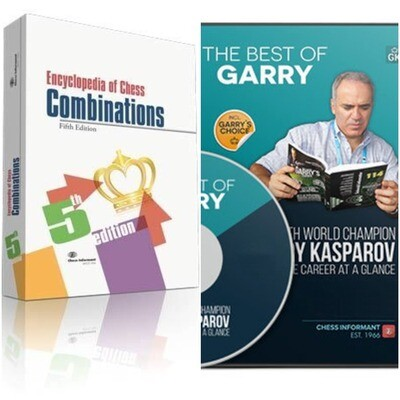 ECC 5 + Kasparov    *** 2 CDs ***