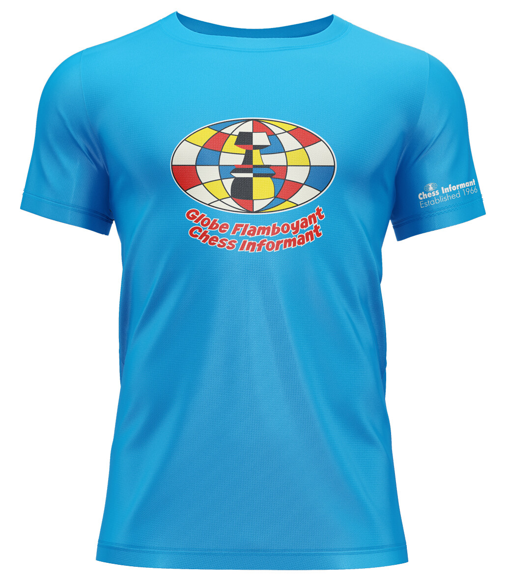 Informant T-Shirt       TURQUOISE