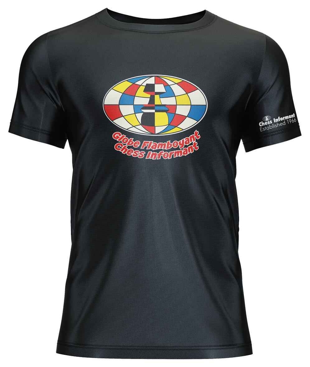 Informant T-Shirt     BLACK