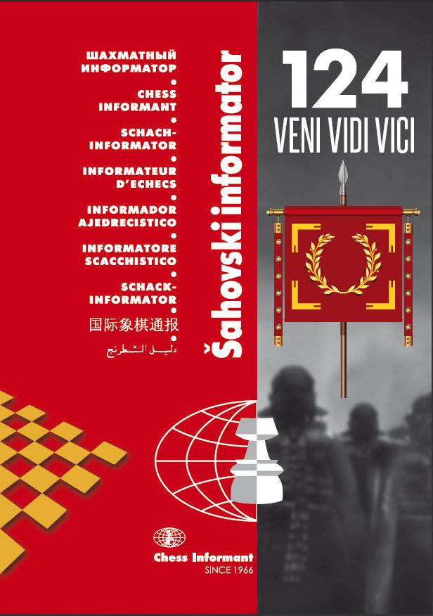 Chess Informant 124 VENI VIDI VICI