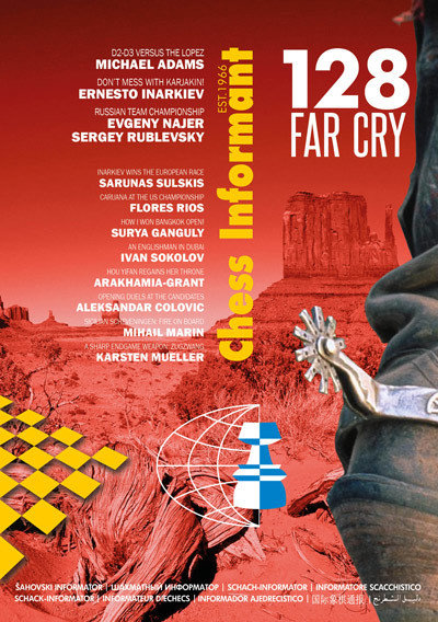 Chess Informant 128 Far Cry