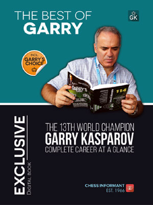 The Best Of Garry Kasparov - CD VERSION